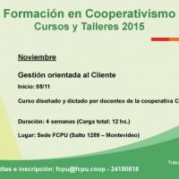 Cursos de formacion FCPU Noviembre v1